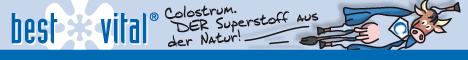 Colostrum, der Superstoff aus der Natur